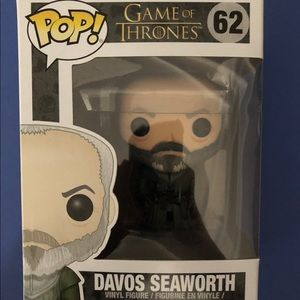 Funko Pop! Davos Seaworth-GOT-#62
